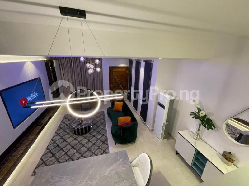 4 bedroom Terraced Duplex for shortlet Osapa Osapa london Lekki Lagos - 12