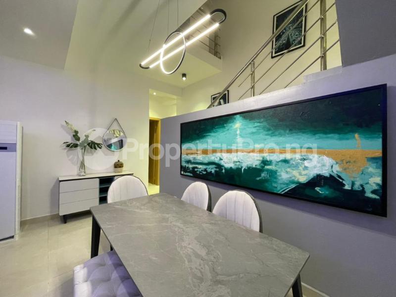 4 bedroom Terraced Duplex for shortlet Osapa Osapa london Lekki Lagos - 2