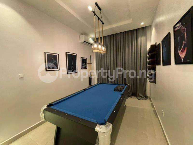 4 bedroom Terraced Duplex for shortlet Osapa Osapa london Lekki Lagos - 6