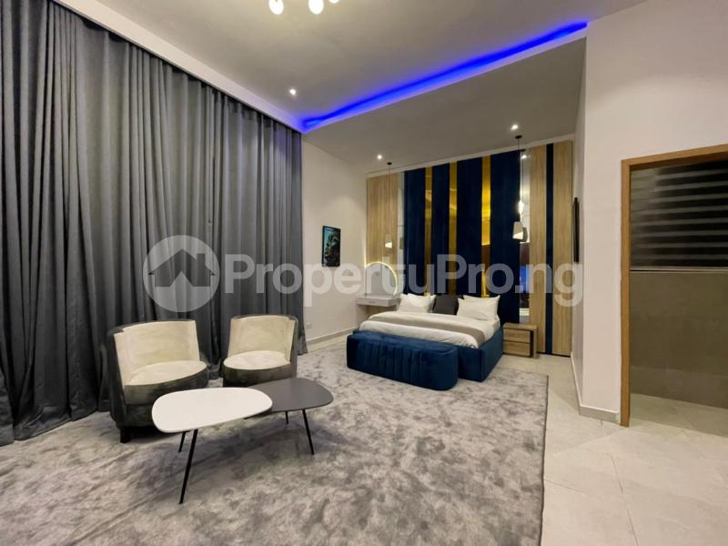 4 bedroom Terraced Duplex for shortlet Osapa Osapa london Lekki Lagos - 13