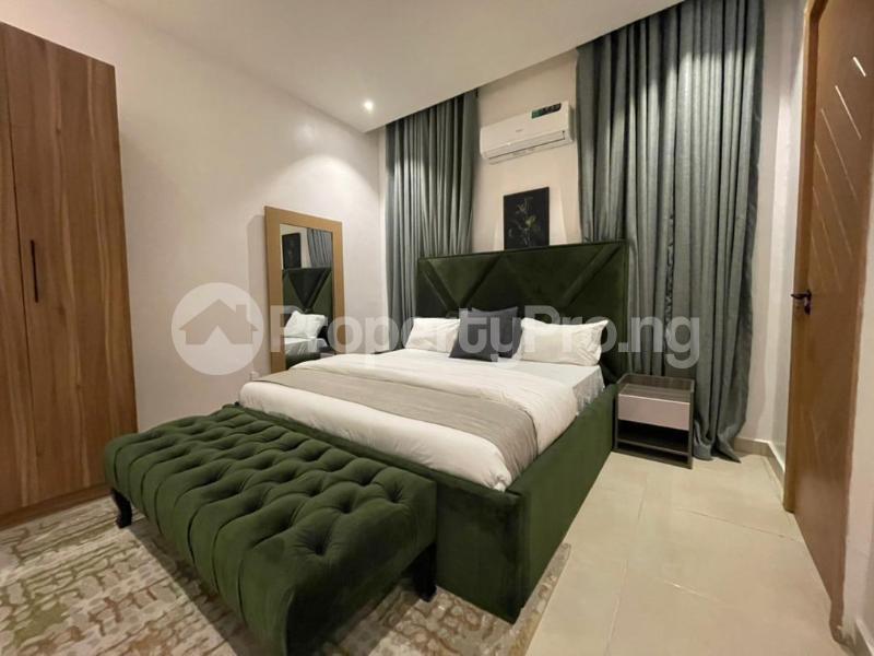 4 bedroom Terraced Duplex for shortlet Osapa Osapa london Lekki Lagos - 7