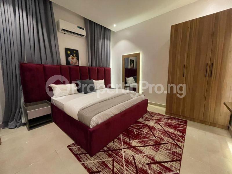 4 bedroom Terraced Duplex for shortlet Osapa Osapa london Lekki Lagos - 9