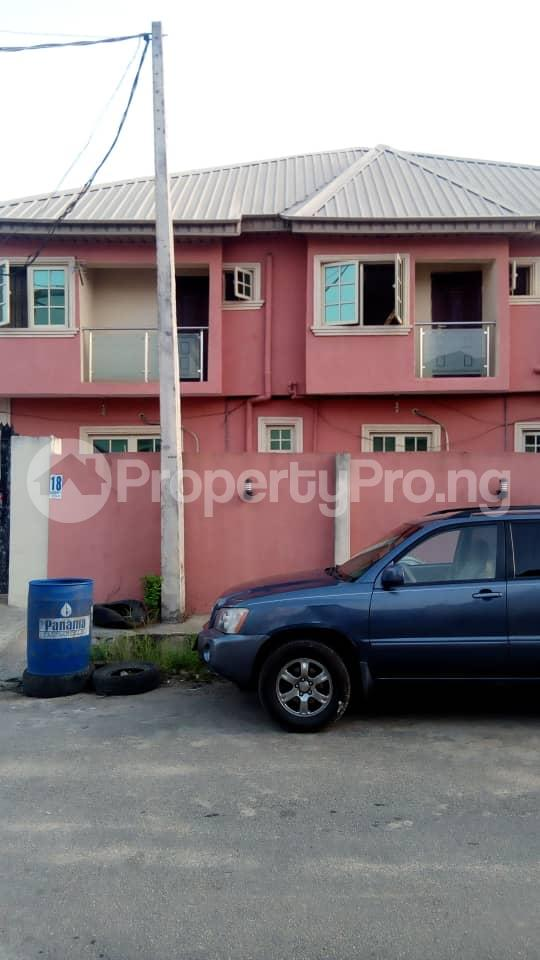 3 bedroom Blocks of Flats House for rent Marble wood Estate  Agege Lagos - 0