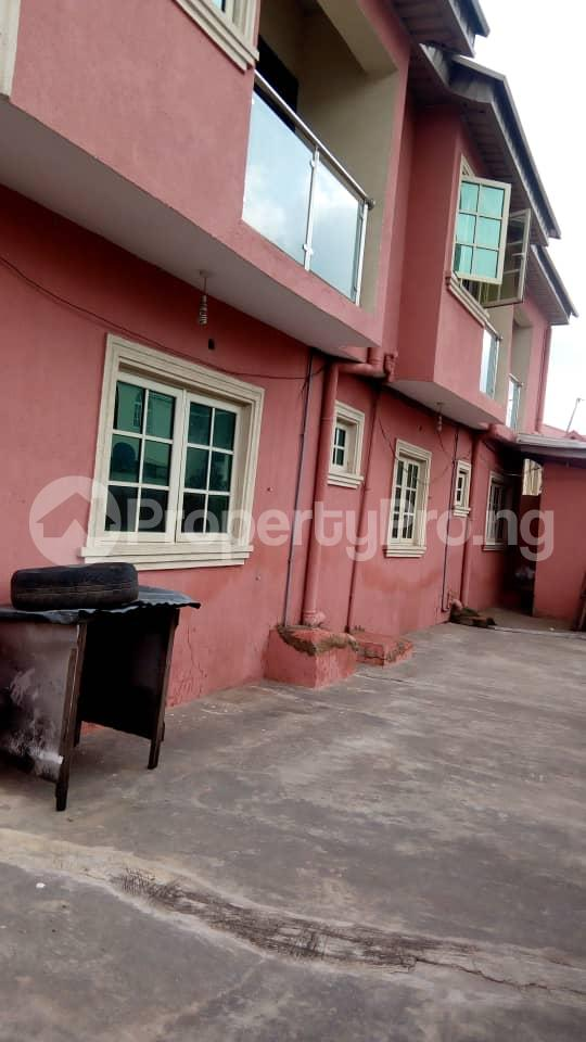 3 bedroom Blocks of Flats House for rent Marble wood Estate  Agege Lagos - 9