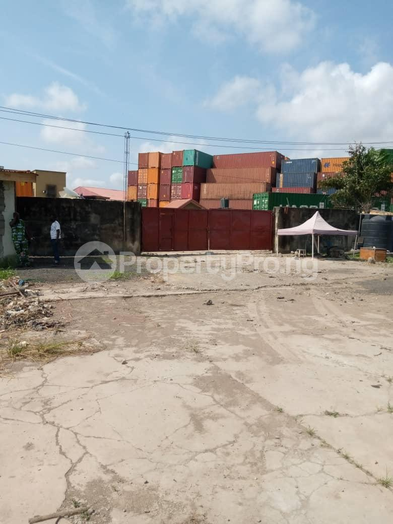 Commercial Land Land for sale Jimoh Odutola Street off Eric Moore  Bode Thomas Surulere Lagos - 3