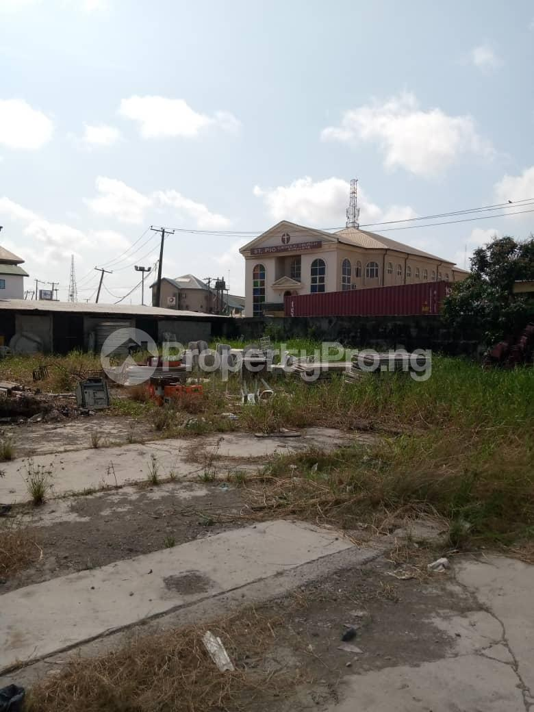 Commercial Land Land for sale Jimoh Odutola Street off Eric Moore  Bode Thomas Surulere Lagos - 4
