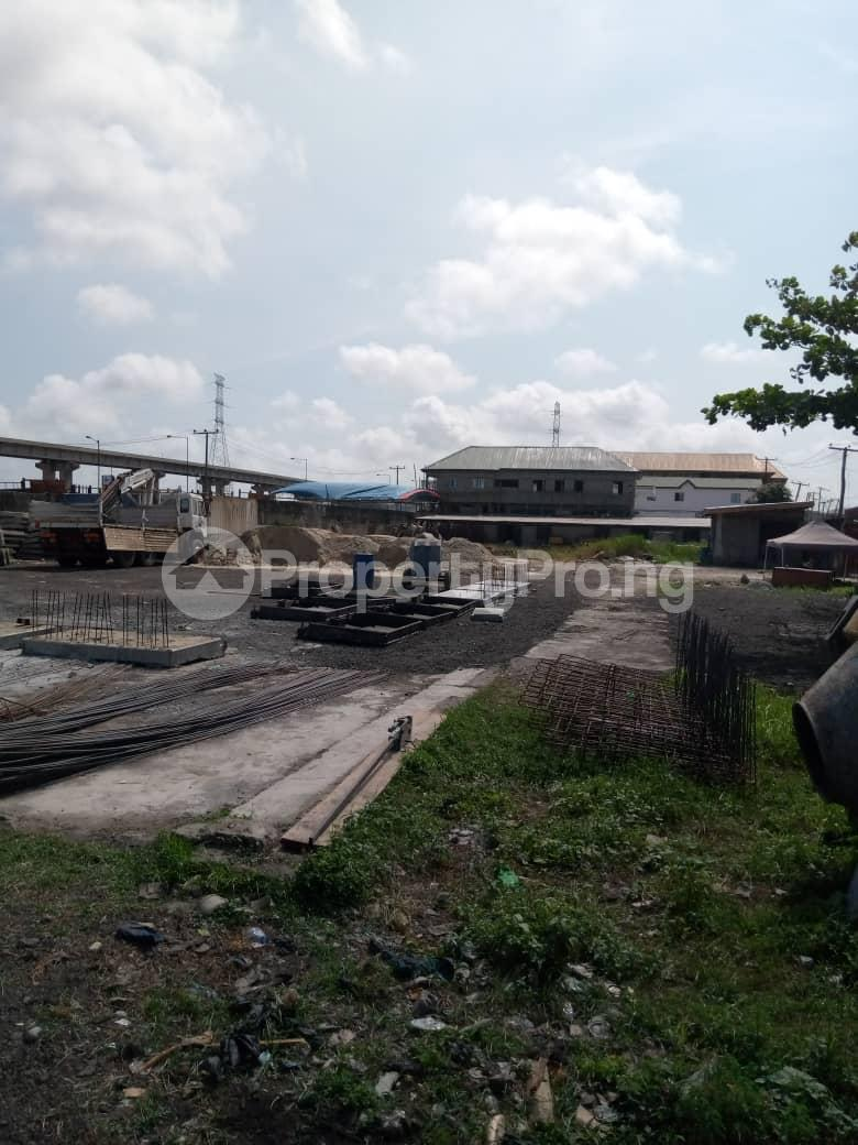 Commercial Land Land for sale Jimoh Odutola Street off Eric Moore  Bode Thomas Surulere Lagos - 6