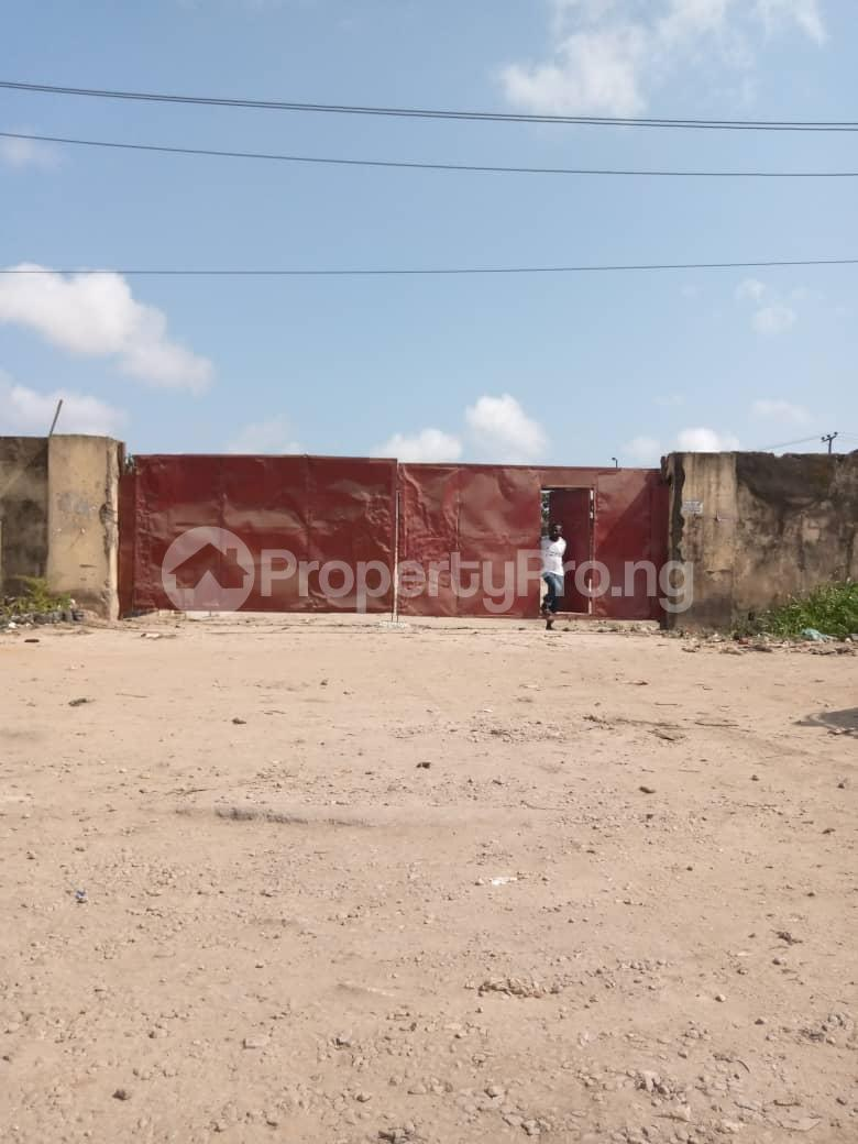 Commercial Land Land for sale Jimoh Odutola Street off Eric Moore  Bode Thomas Surulere Lagos - 1