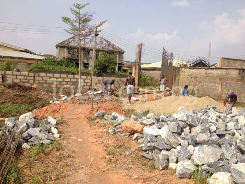 House for sale Canal View Estate, Jakande Estate Isolo Lagos - 1