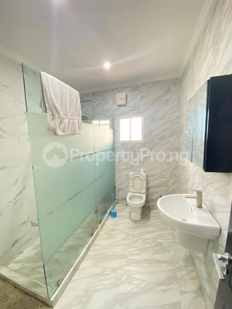 4 bedroom Detached Duplex for shortlet   Lekki Phase 1 Lekki Lagos - 13