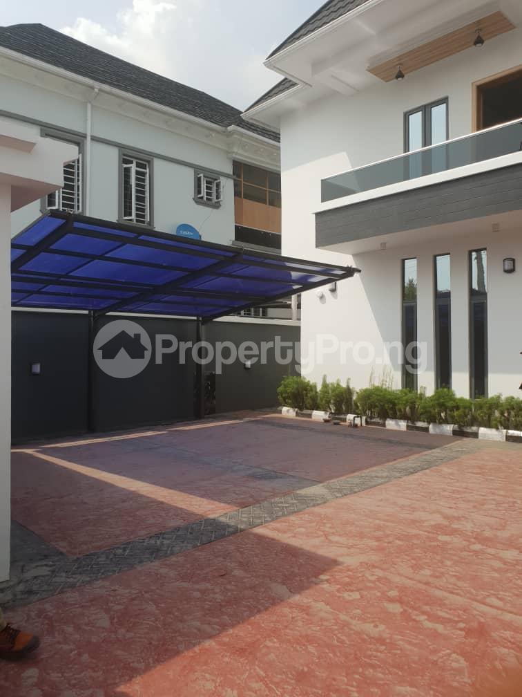 5 bedroom Detached Duplex for sale Before Chevron Drive Idado Lekki Lagos - 23