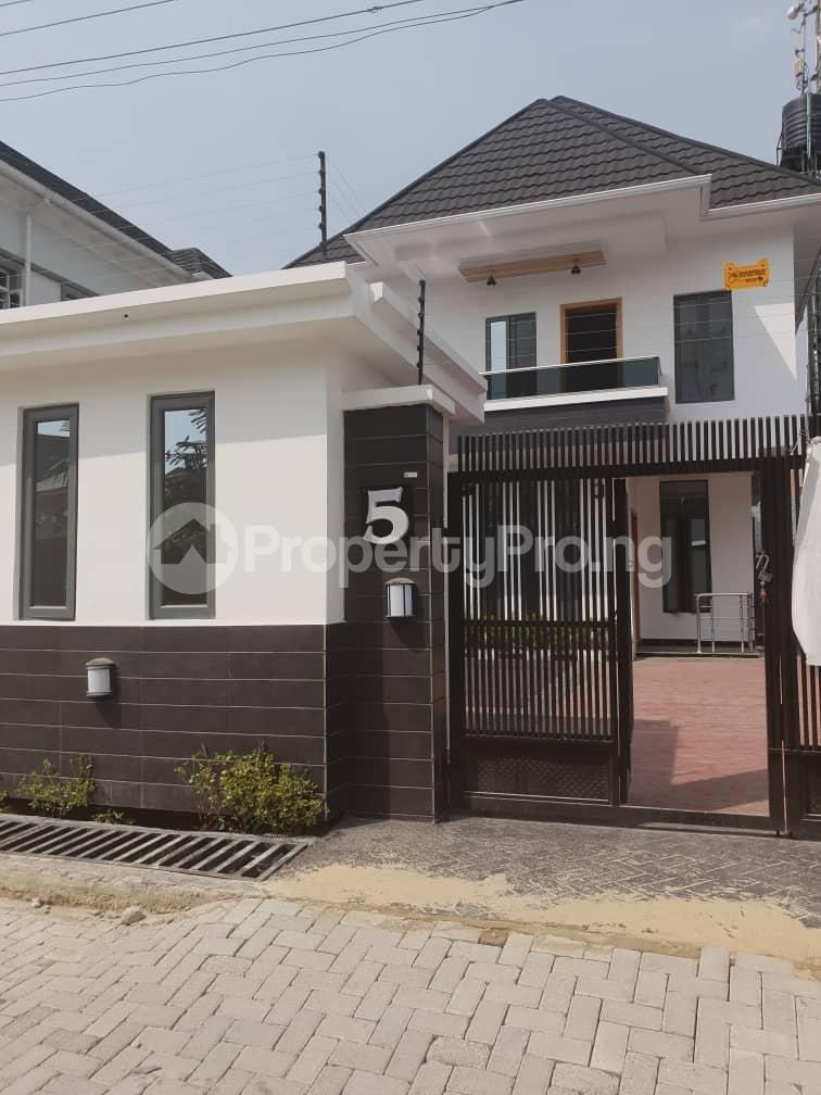 5 bedroom Detached Duplex for sale Before Chevron Drive Idado Lekki Lagos - 1