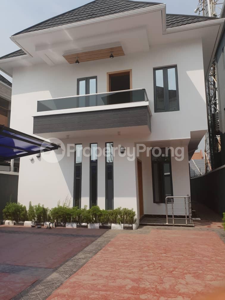 5 bedroom Detached Duplex for sale Before Chevron Drive Idado Lekki Lagos - 0