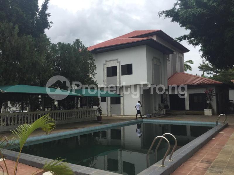10 bedroom Massionette for rent S Asokoro Abuja - 18