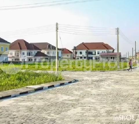 Serviced Residential Land Land for sale Amity Estate, 2Min Drive From Shoprite. Sangotedo Lagos - 4