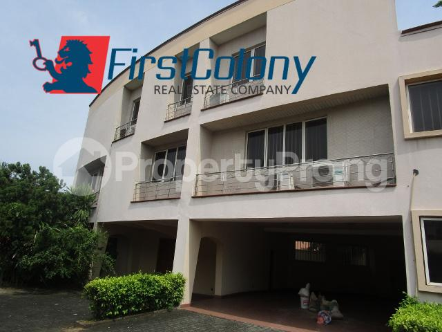 4 bedroom Detached Duplex for rent 2nd Avenue Estate Ikoyi Lagos - 1