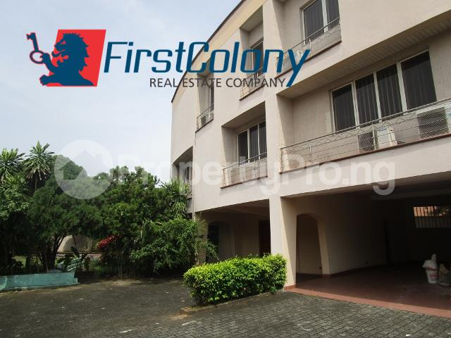 4 bedroom Detached Duplex for rent 2nd Avenue Estate Ikoyi Lagos - 0
