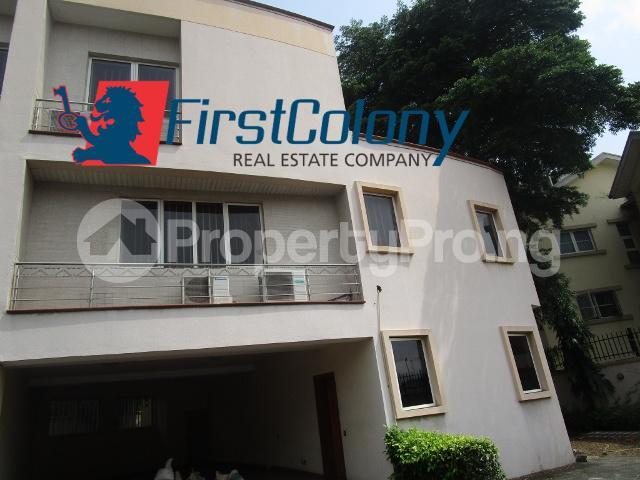 4 bedroom Detached Duplex for rent 2nd Avenue Estate Ikoyi Lagos - 2
