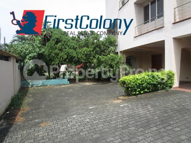 4 bedroom Detached Duplex for rent 2nd Avenue Estate Ikoyi Lagos - 4