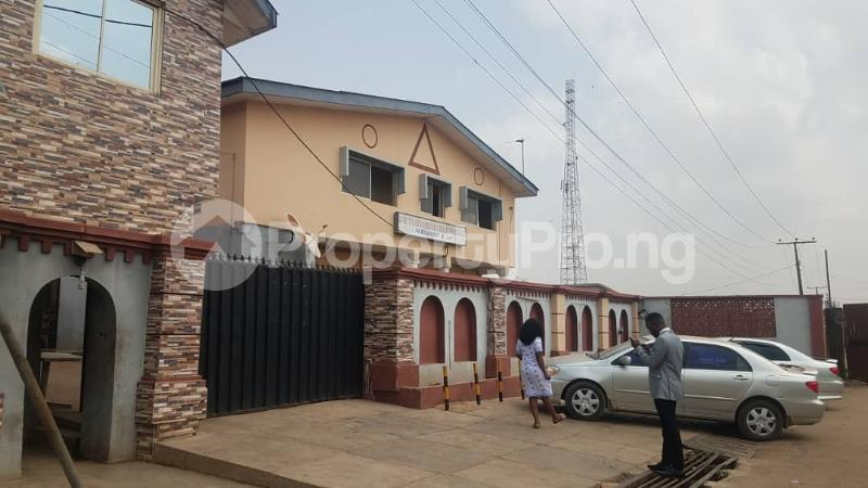 Hotel/Guest House Commercial Property for sale Behind Ogbere Police Station Akaran Iwo Rd Ibadan Oyo - 0