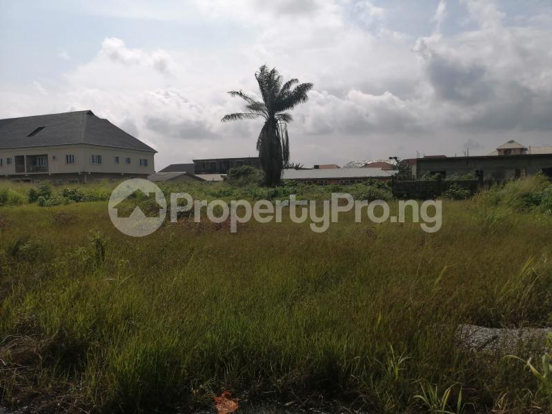 Mixed   Use Land Land for sale United Estate Sangotedo  Sangotedo Ajah Lagos - 0