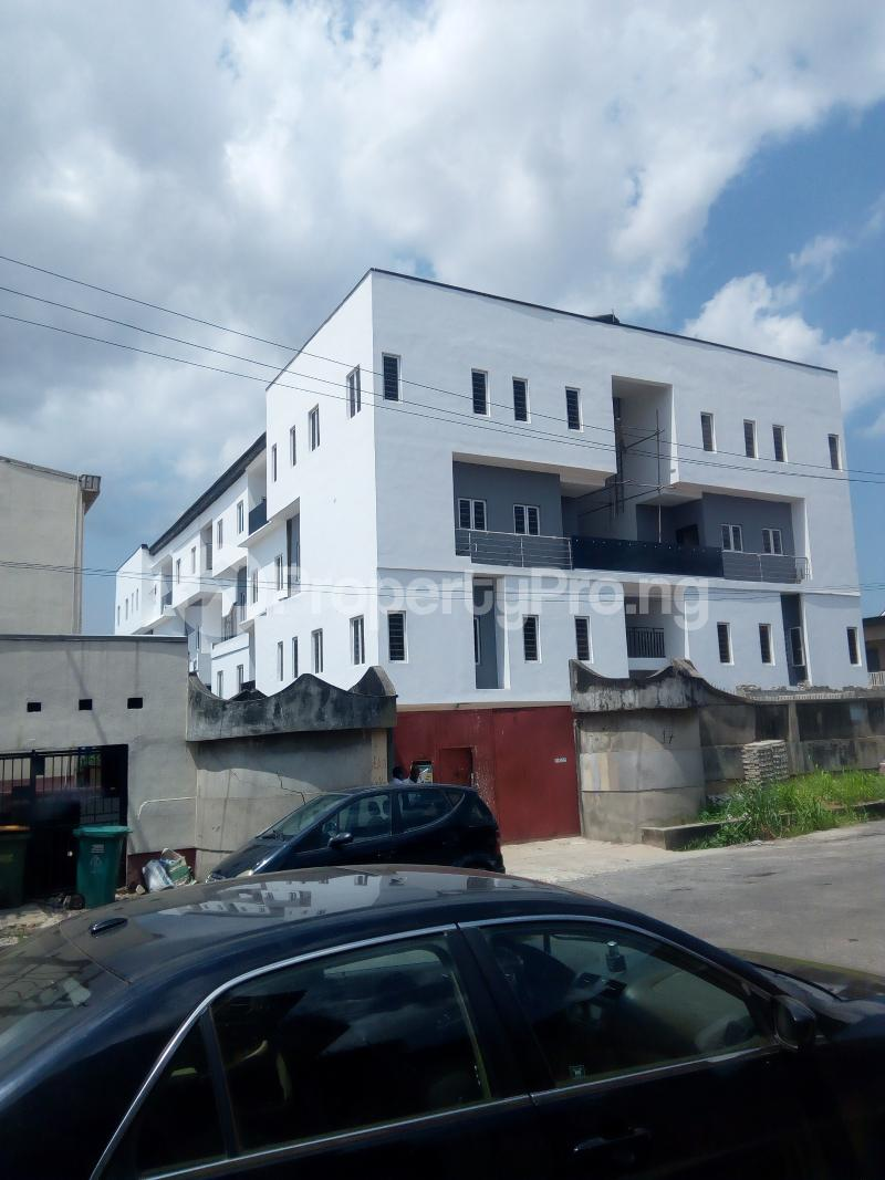 4 bedroom Semi Detached Duplex for sale Awuse Estate. Off Salvation Road, Ikeja Opebi Ikeja Lagos - 0