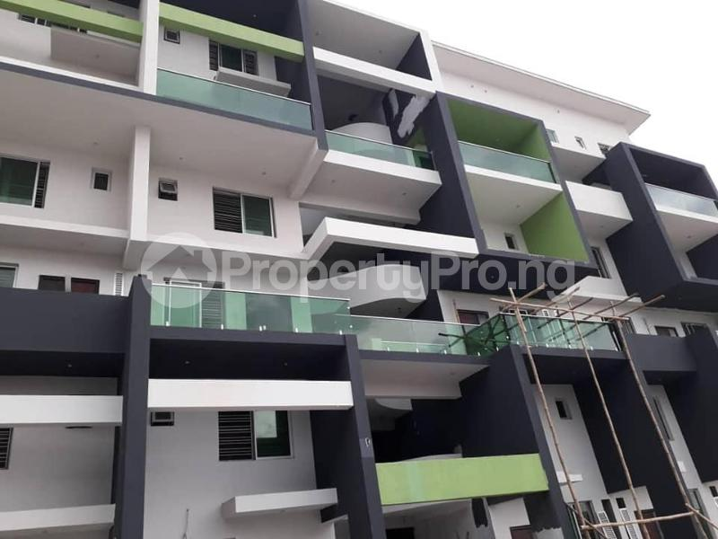 2 bedroom Massionette House for sale Ikate Elegushi (Alma Beach Estate), immediately after Lekki Phase-1 (Entry is from Nike Art Gallery, former 3rd Round About). Ikate Lekki Lagos - 0