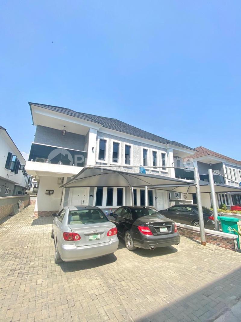 3 bedroom Semi Detached Duplex for sale 2nd Toll Gate chevron Lekki Lagos - 1