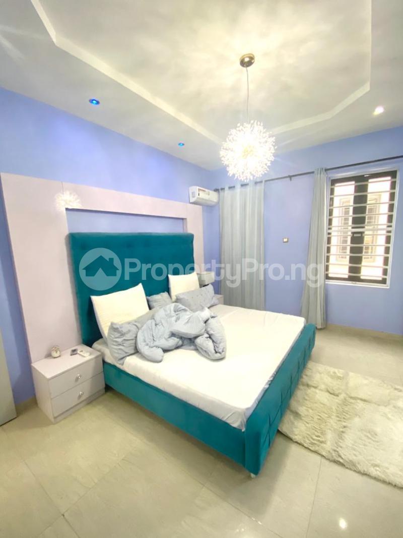 3 bedroom Semi Detached Duplex for sale 2nd Toll Gate chevron Lekki Lagos - 8