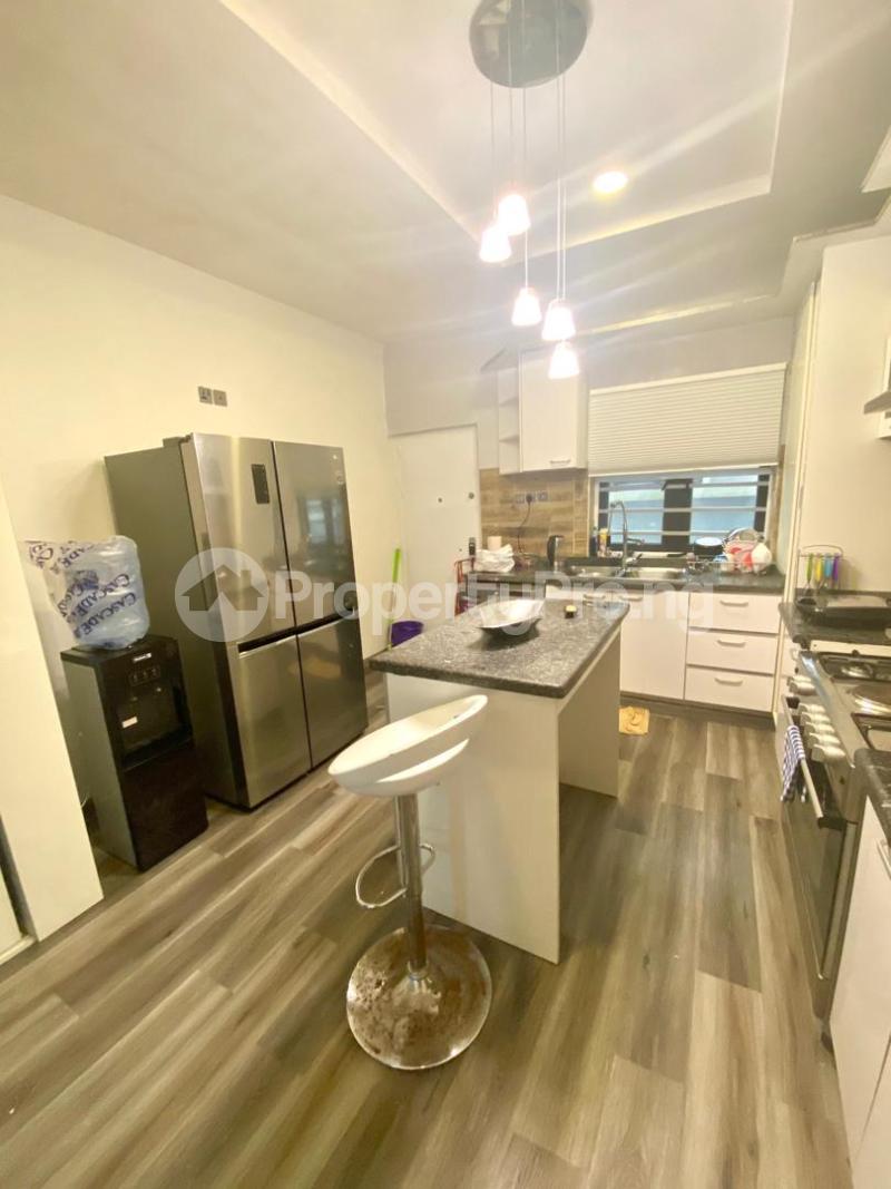 3 bedroom Semi Detached Duplex for sale 2nd Toll Gate chevron Lekki Lagos - 13