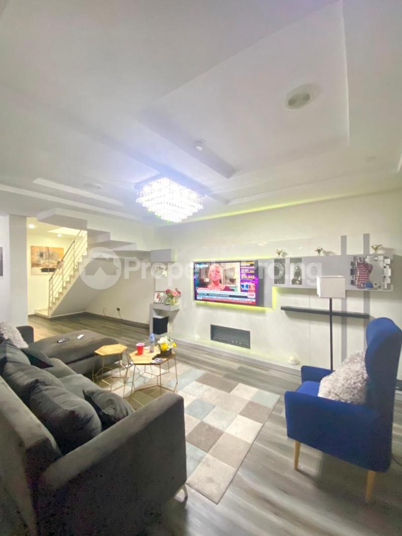 3 bedroom Semi Detached Duplex for sale 2nd Toll Gate chevron Lekki Lagos - 2