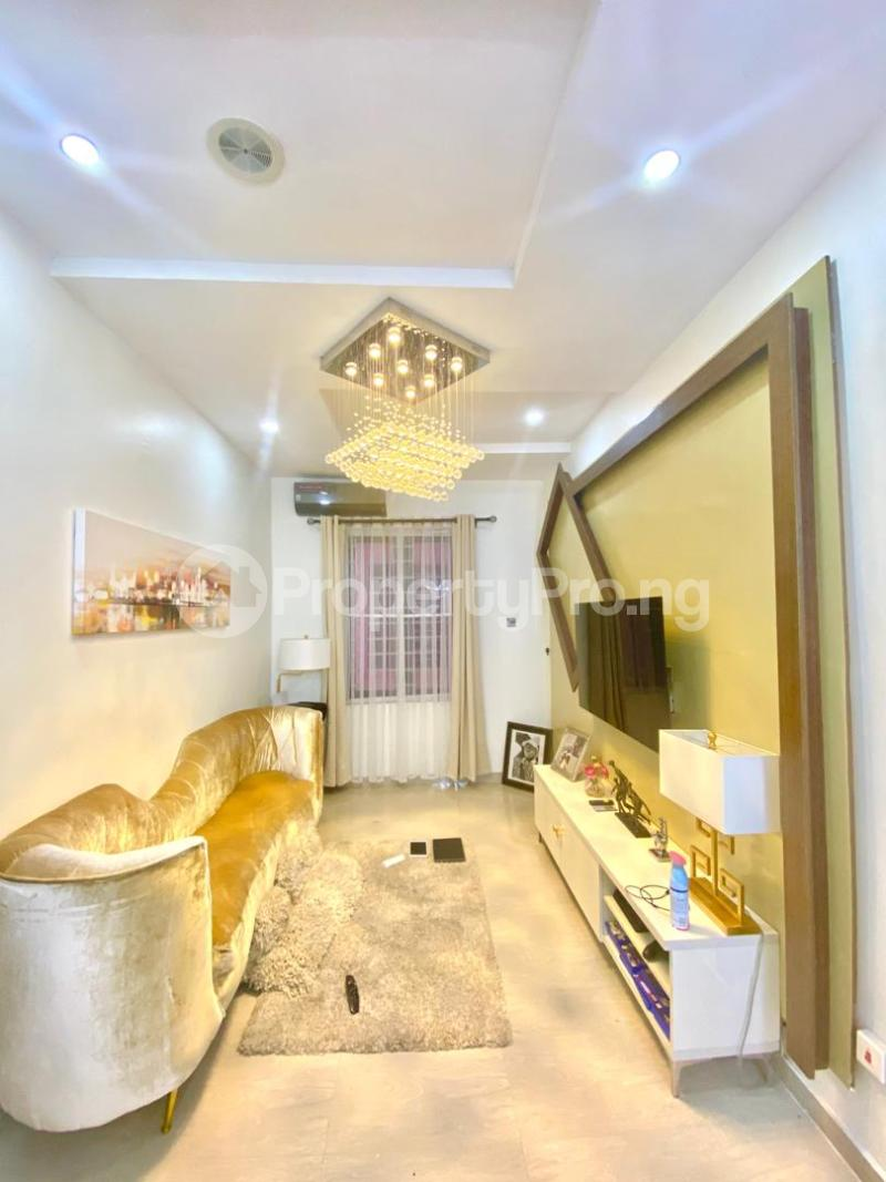 3 bedroom Semi Detached Duplex for sale 2nd Toll Gate chevron Lekki Lagos - 4