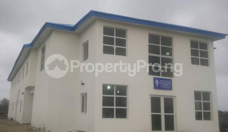 Office Space Commercial Property for rent Directly along Orchid hotel road, Ikota Lekki Lagos - 0