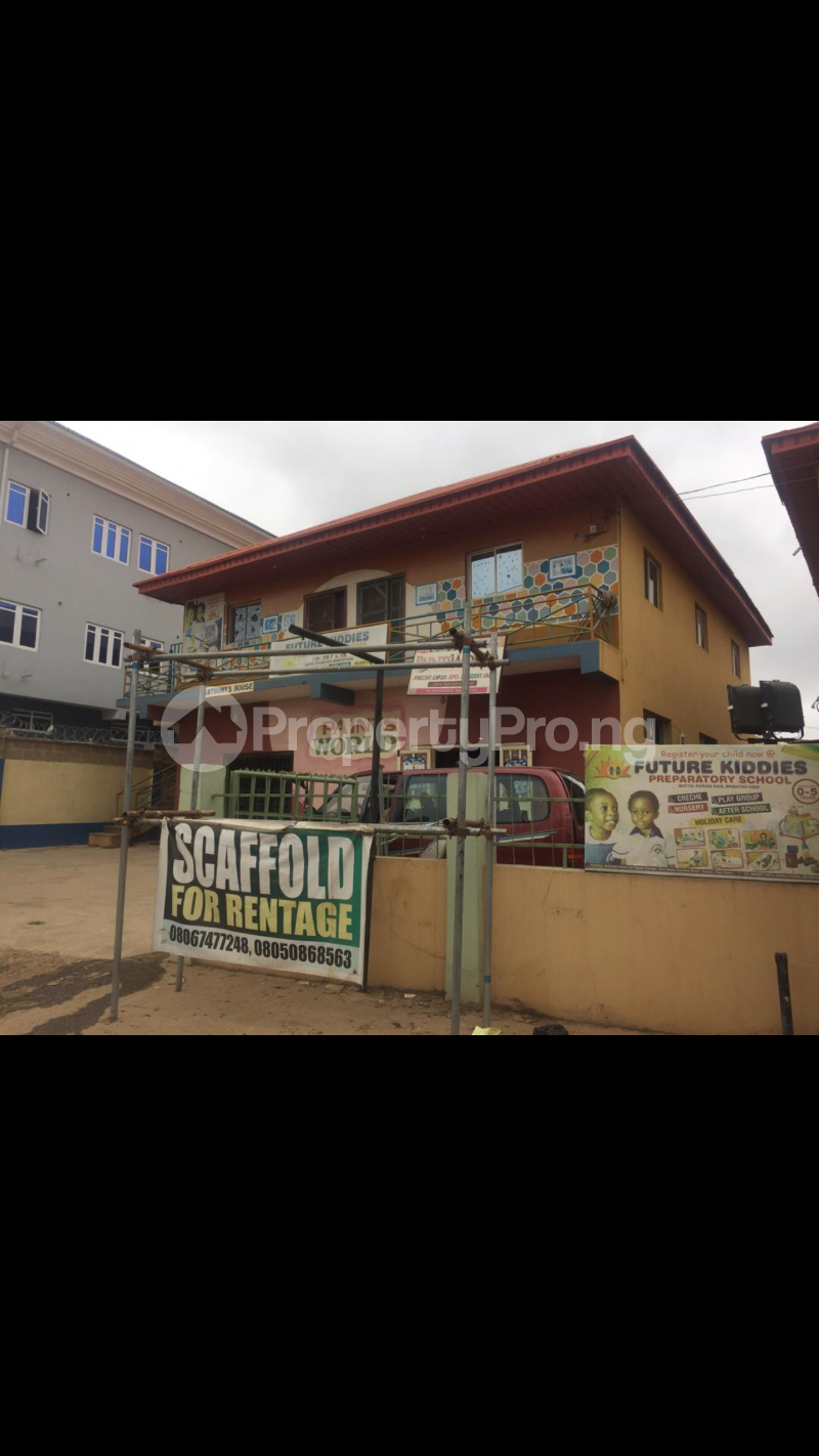 Event Centre Commercial Property for sale Tipper garage junction, Akala Expressway. Oluyole extension. Akala Express Ibadan Oyo - 0