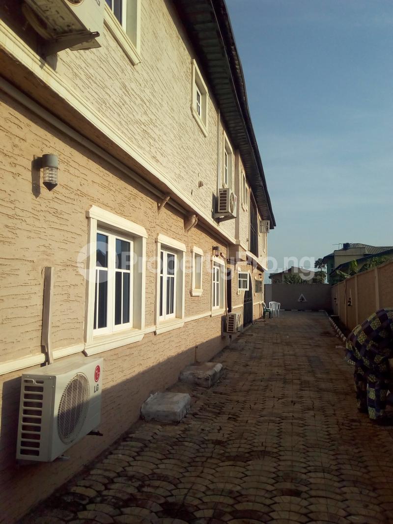 3 bedroom Self Contain for rent Peace Estate, Baruwa Baruwa Ipaja Lagos - 1