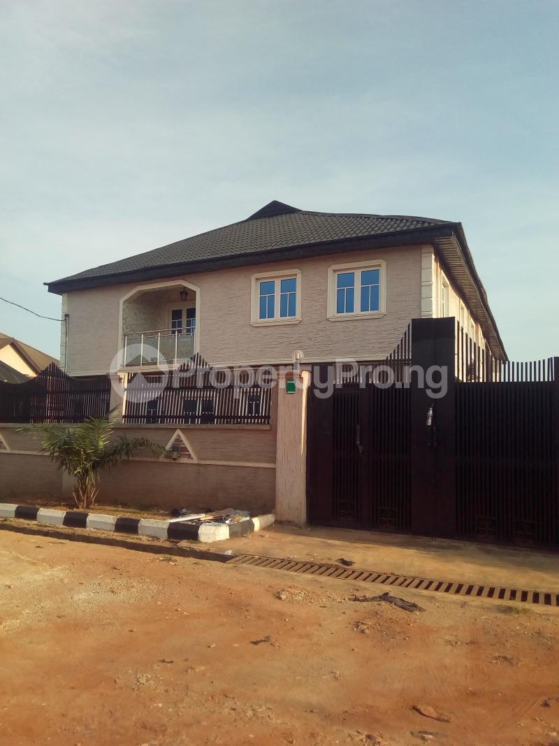 3 bedroom Self Contain for rent Peace Estate, Baruwa Baruwa Ipaja Lagos - 0
