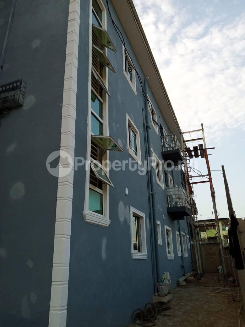 1 bedroom Mini flat for rent Off Estate Rd Ketu Lagos - 0