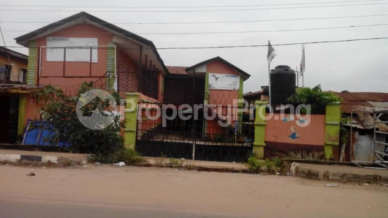 School Commercial Property for sale Inaolaji,sharp corner  Oluyole Estate Ibadan Oyo - 2