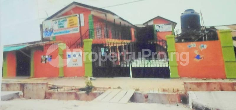 School Commercial Property for sale Inaolaji,sharp corner  Oluyole Estate Ibadan Oyo - 3