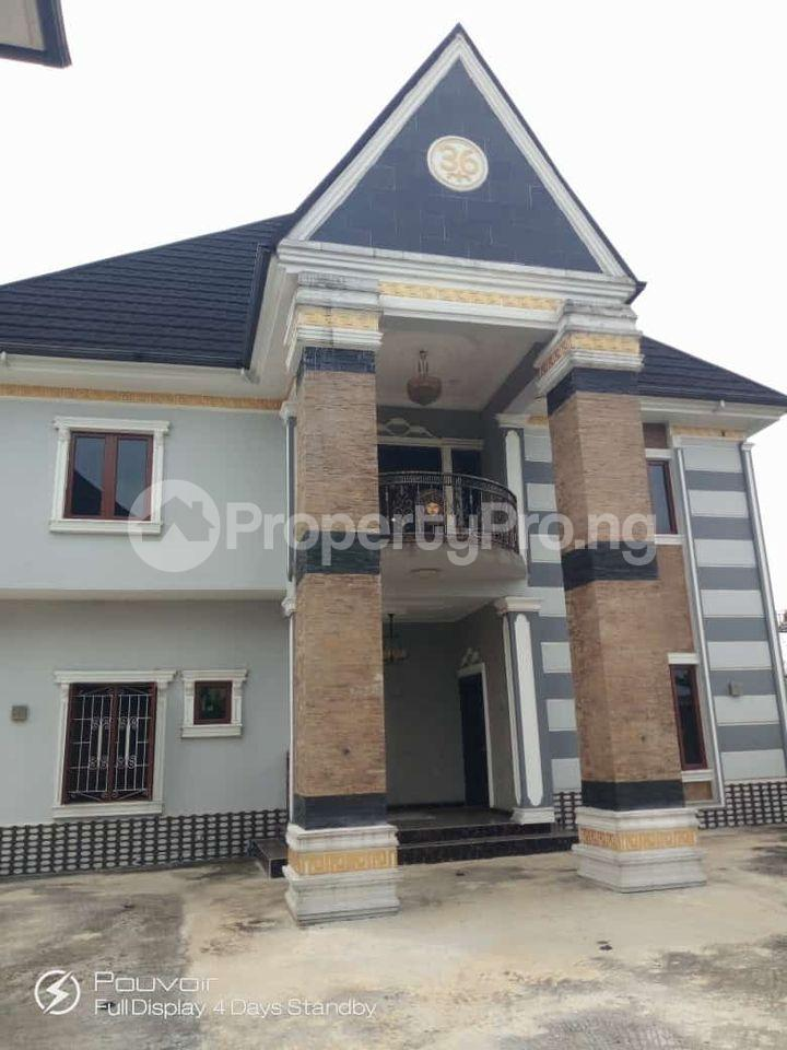 5 bedroom Detached Duplex House for sale Ozuoba off NTA Rd PH Obio-Akpor Rivers - 1