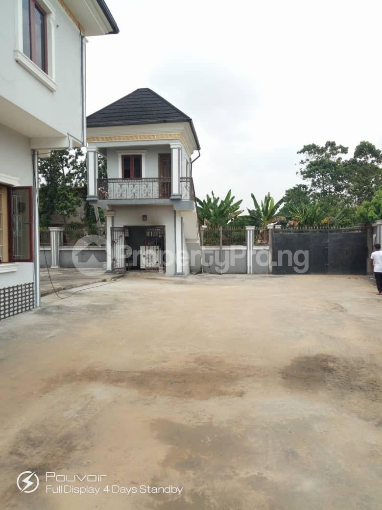 5 bedroom Detached Duplex House for sale Ozuoba off NTA Rd PH Obio-Akpor Rivers - 3