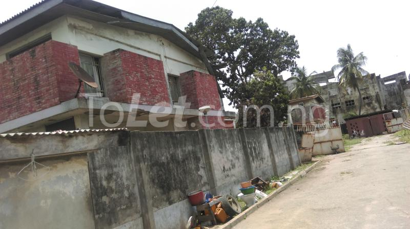 Land for sale Bishop Oluwole Bonny Camp Victoria Island Lagos - 1
