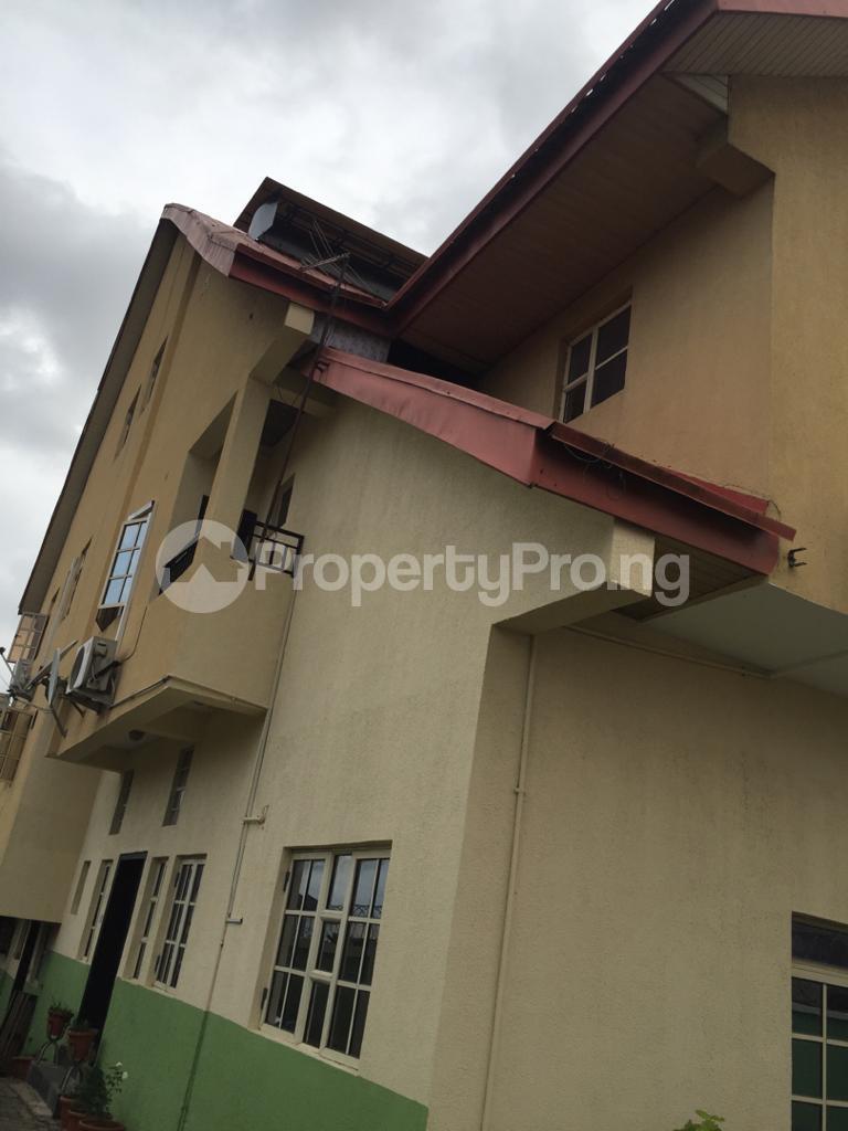 5 bedroom Semi Detached Duplex for sale Arowojobe Estate Mende Maryland Lagos - 1