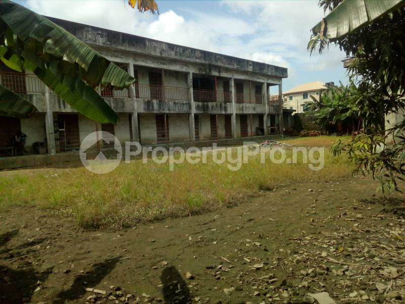 House for sale An office complex consisting of several offices on two plot off old Ojo road Ojo Ojo Lagos - 3