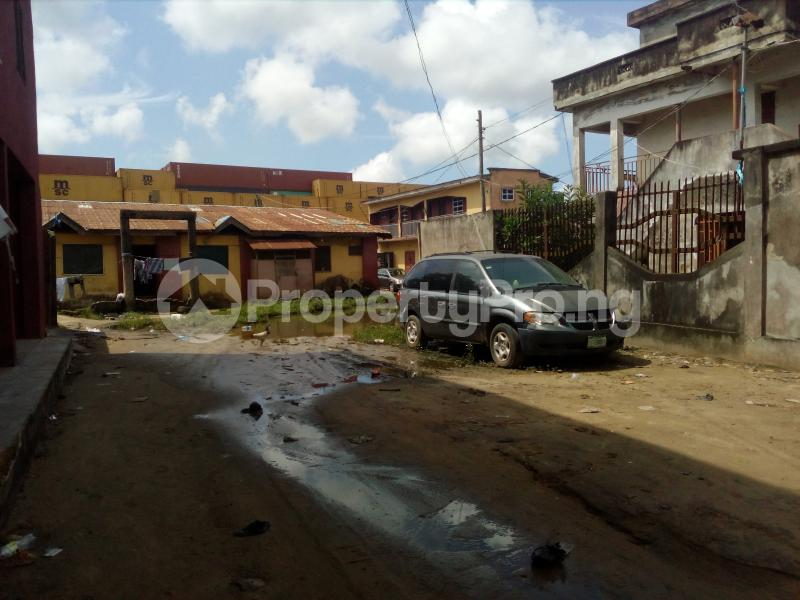 House for sale An office complex consisting of several offices on two plot off old Ojo road Ojo Ojo Lagos - 0