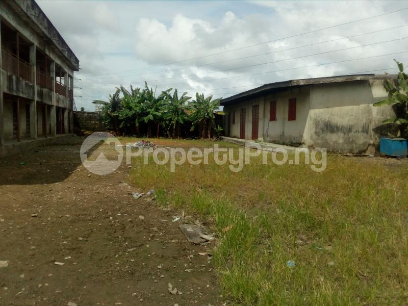 House for sale An office complex consisting of several offices on two plot off old Ojo road Ojo Ojo Lagos - 1