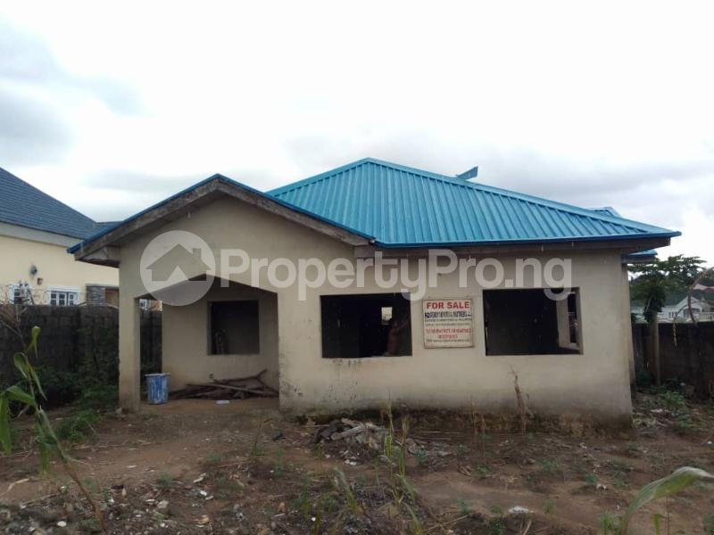 3 bedroom Detached Bungalow House for sale Suncity Estate Galadinmawa Abuja - 0