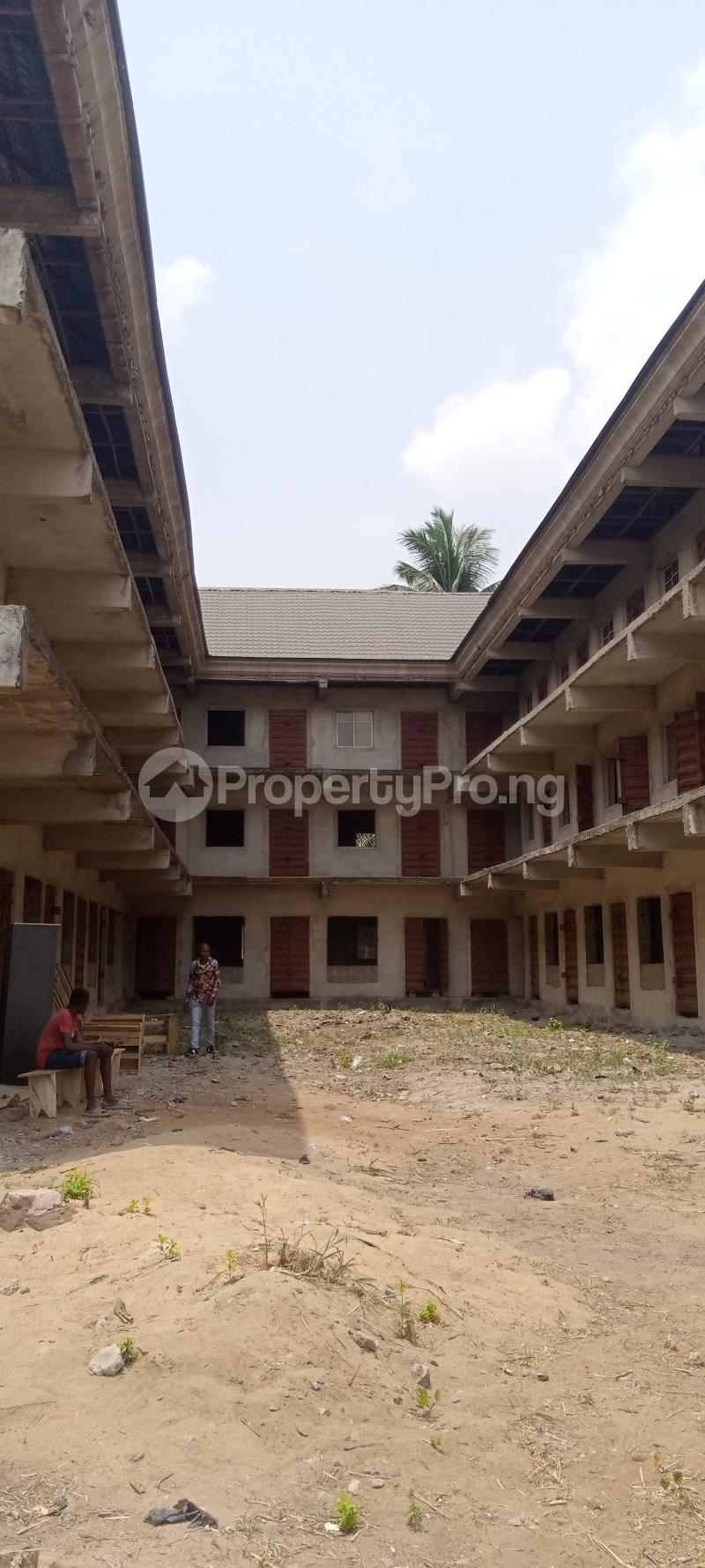 Commercial Property for sale After Road Safety Asaba Delta - 1