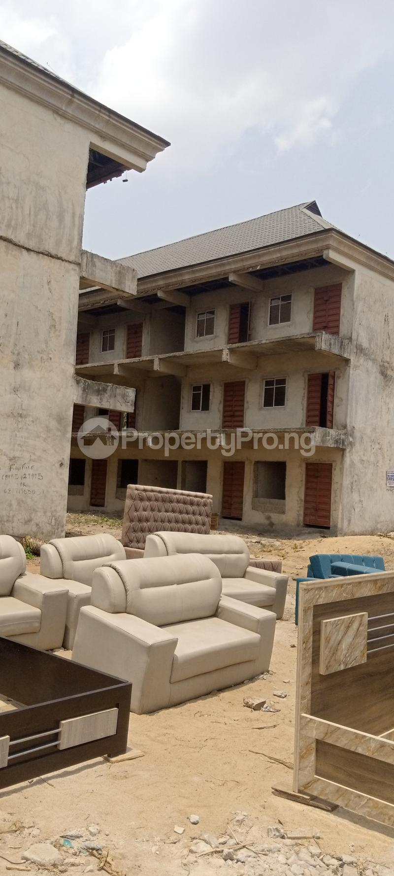 Commercial Property for sale After Road Safety Asaba Delta - 2