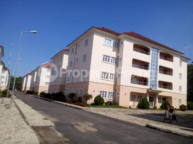 Studio Apartment for sale Jabi Abuja - 3